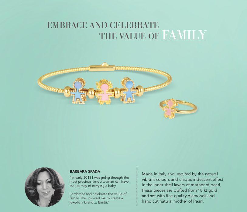 Bimbi Jewels Full Page ADV on City Life